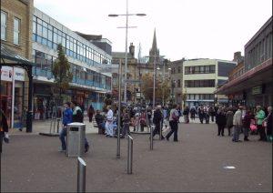 Accrington Town Centre