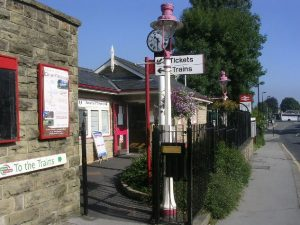 Clitheroe Station