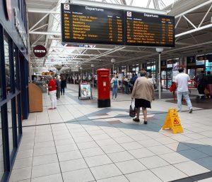 Leeds Bus Station