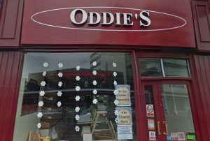 Oddies Bakery, Burnley