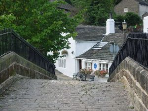 View Of The Old Bridge Inn, Ripponden