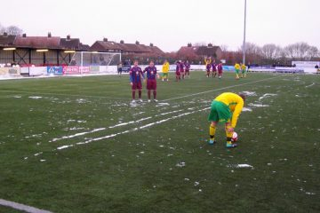 Woodley Sports v Cammell Laird, December 2010
