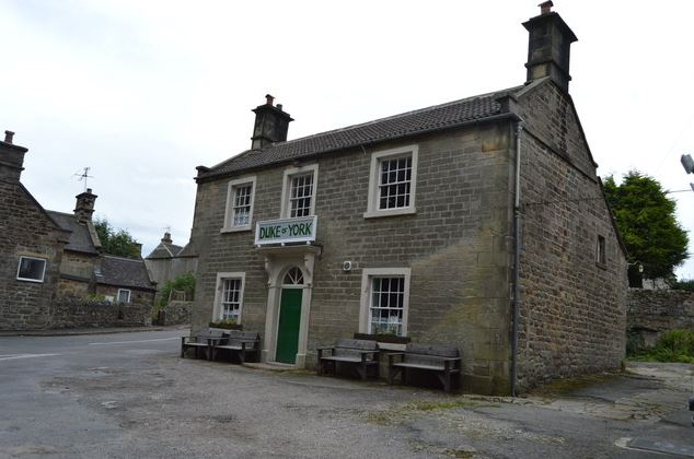 Duke Of York, Elton, Derbyshire