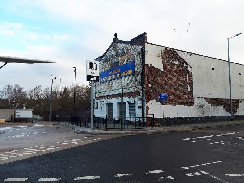 Astoria Bingo Club, Hyde, January 2019