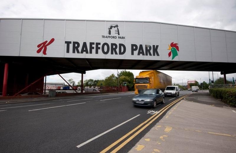 Kellogg's Bridge, Trafford Park