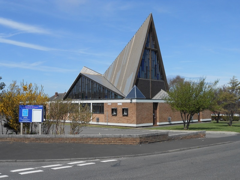 St Michael's Church, Newton, West Kirby.