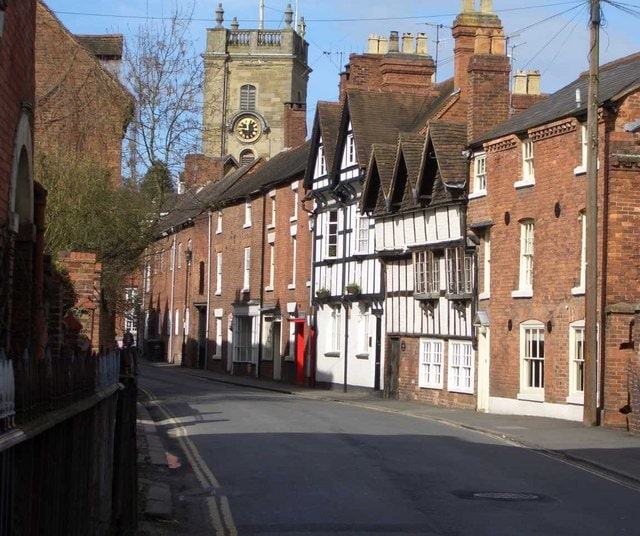 Bewdley High St, Original version on Geograph.org.uk