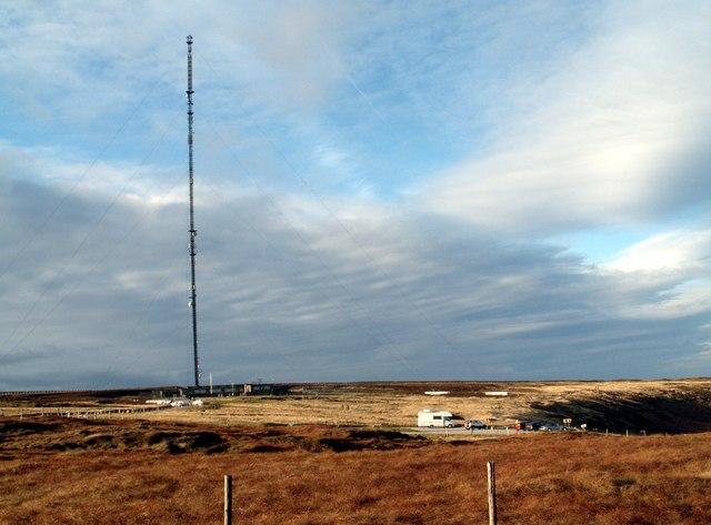 Holme Moss Transmitter